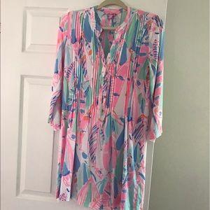 Lilly Pulitzer Sarasota tunic dress S